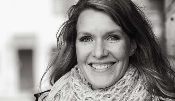 Anna Sundström, ny VD på Södra Tornet.