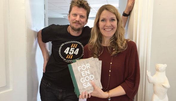Södra tornet nominerad till publishingpriset